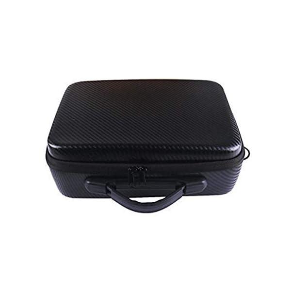 Valigia for DJI Spark Waterproof Hardshell Portable Handbag Storage Bag for Dji Spark Custodia Accessori Protect Hard Case Shock Absorptio by Crazepony-UK 4 spesavip