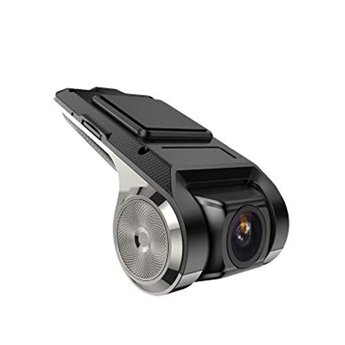 Ciyoon 2019 Black USB Car DVR Driving Recorder Camera HD 1080P Night Version 170 Wide Angle for AZ05 USB