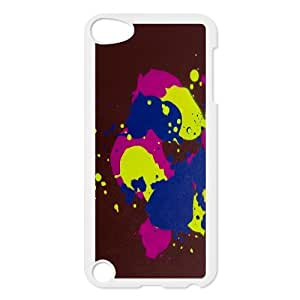 Graffiti Stash SPRAYED IN FULL exhibition phone case forIpod Touch 5 case LST237430