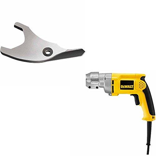 DeWalt DW890 18Ga Swivel Head Shear & DeWalt DW8901 Center Blade For Dw890 Shear