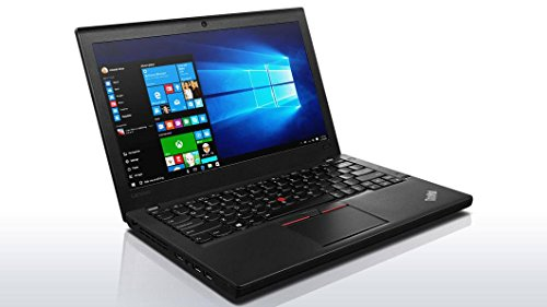 (Renewed) Lenovo ThinkPad X260 High Performance 12.5 inch IPS Panel 1.5kg Laptop (Core i5 6300U/8 GB DDR4 RAM/1 TB/Windows 10 Pro/Office 2019/Webcam/USB 3.0/SIM/BT/Integrated Graphics)