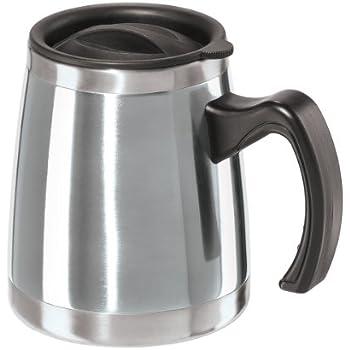 Amazon Com Trudeau Umbria Desk Mug Blue Finish
