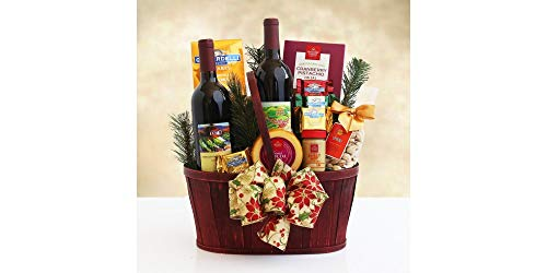 Napa Valley Charm Food Gift Basket