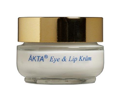 Eye Cream On Lips - 7