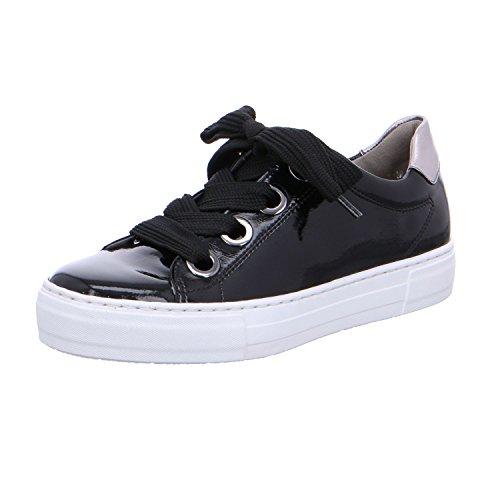 Jenny Damen Canberra Sneaker Schwarz (Schwarz, Titan)