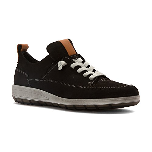 ara Sneaker Sneaker Womens Fashion Black Tinae Fashion Nubuck Tinae Nubuck ara Womens Black qwCqAH6