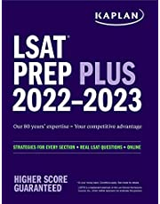 LSAT Prep Plus 2022: Strategies for Every Section + Real LSAT Questions + Online