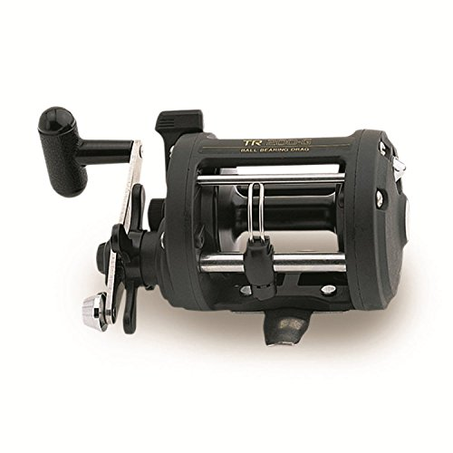 Shimano TRN 100 G Levelwind Star Drag Multiplier Fishing Reel, Right Hand, TRN100G