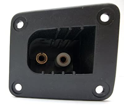 EZGO Golf Cart PowerWise Charger Receptacle Only | Electric Golf Cart Parts