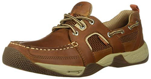 Sperry Men's Sea Kite Sport Moc Boat Shoe,Sudan Tan,8.5 M ()
