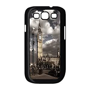 Best Phone case At MengHaiXin Store London Big Ben Pattern 61 For Samsung Galaxy S3