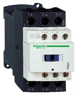 Square D. Company LC1D32G7 120V 32A 3P Contactor W/2 Aux.