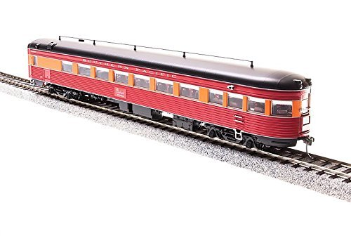 HO Parlor Observation w/DCC,SP/Coast Daylight#2955