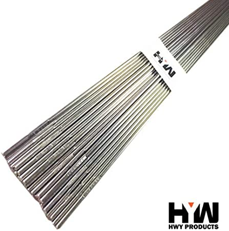 """36/"""" long 1lb ER70S-3 Mild Steel TIG Welding Rod 1//16/"""" diameter pack"""