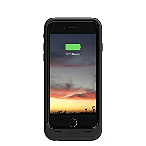 mophie juice pack air - Slim Protective Mobile Battery Pack Case for iPhone 6/6s - Black