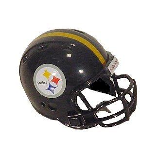 Pittsburgh Steelers Revolution - Pittsburgh Steelers Riddell Revolution Pocket Pro Football Mini Helmet by Riddell