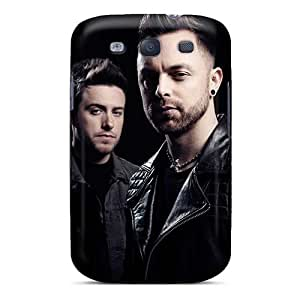 Samsung Galaxy S3 VPa6043QKnW Support Personal Customs High-definition Mayhem Band Series Shock-Absorbing Hard Phone Cases -InesWeldon