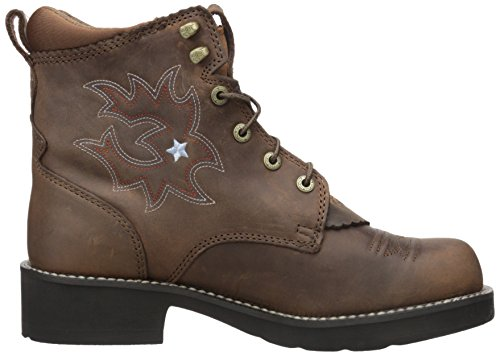 Women's Lacer Driftwood Boot Brown Probaby Cowboy Western Ariat U7nW6Bp7