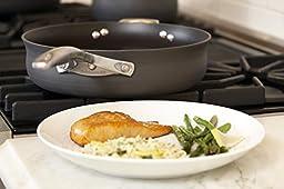 Calphalon Unison Nonstick 4 Quart Saute Pan