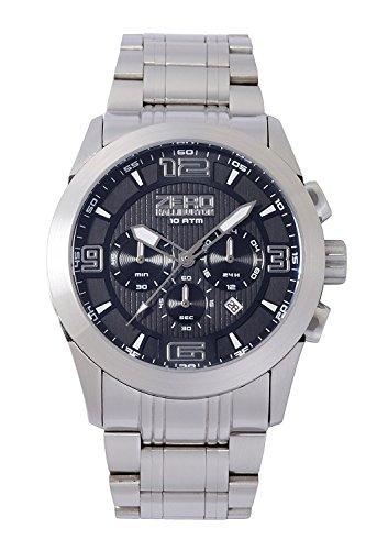 ZERO HALLIBURTON Chronograph Watch Date 10 ATM water resistant ZW001S-02 Men's
