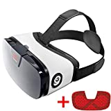 VR Headset - Virtual Reality Goggles by VR WEAR 3D VR Glasses for iPhone 6/7/8/Plus/X & Samsung S6/S7/S8/Note and Other Android Smartphones with 4.5-6.3' Screens - Infinity