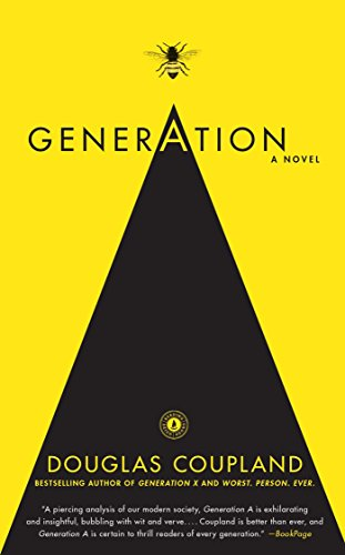 book cover of Generation A