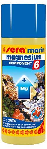 Sera Marin Component 6 Magnesium 250 ml, 8.45 fl.oz. Aquarium -