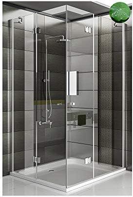 Esquina. Ducha cabina de ducha pared Incluye los arañazos de ...