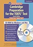 Cambridge Preparation for the TOEFL® Test Student CD-ROM, Jolene Gear and Robert Gear, 0521755883