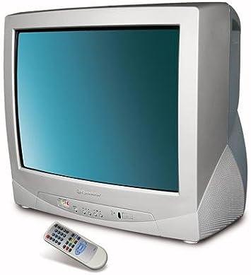 Roadstar CTV 2150 KT - CRT TV: Amazon.es: Electrónica