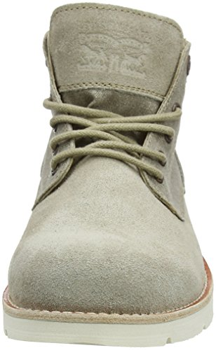 Beige Levi's Desert Jax Chukka Stivali Boots Light Sand Uomo UzqUA