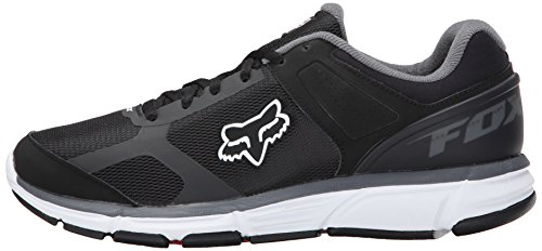 Fox Men's Podium Athletic Shoe, Black/White, 8 M US by Fox (Image #5)