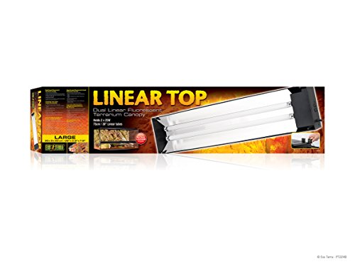 Et Dual Linear Flourescent Canopy 30 In