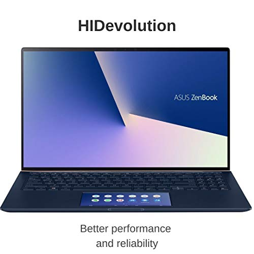 Compare HIDevolution ASUS Zenbook 14 UX434FLC (UX434FLC-XH77-HID3) vs other laptops