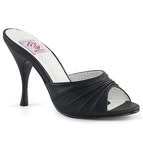 Pin Up Couture Women's Monroe-01 Sandal