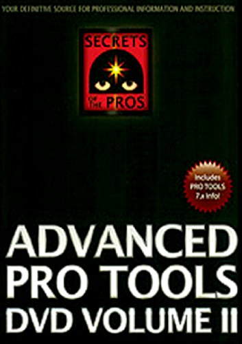 Advanced Pro Tools: Volume 2