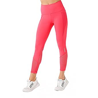 Lorna Jane Women Valley Core Ankle Biter Tight, Candy Red, L