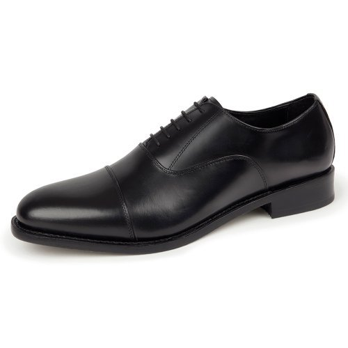 Samuel Windsor Scarpe da Uomo Formal Scarpe Stringate in Pelle Fatte a Mano  Oxford Goodyear Welted f8eb9da981e