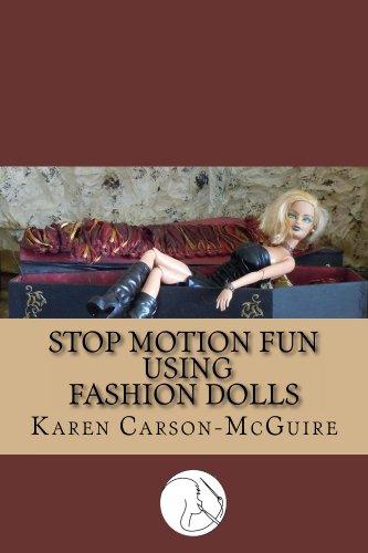Stop Motion Fun Using Fashion Dolls