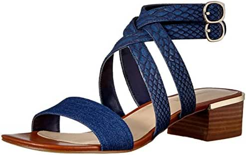 Nine West Women's Yesta Synthetic Dress Sandal