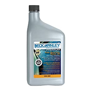Beck arnley 252 4001 engine oil automotive for What is ow 20 motor oil