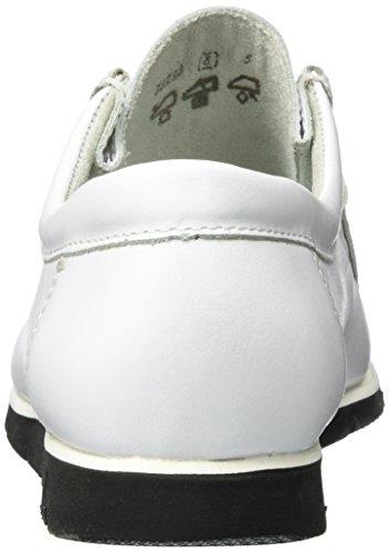 Sioux Grash-h162-06, Mocasines para Hombre Blanco (Weiss)