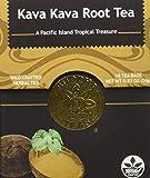 Kava Kava Root Tea - Organic Herbs - 18 Bleach Free Tea Bags