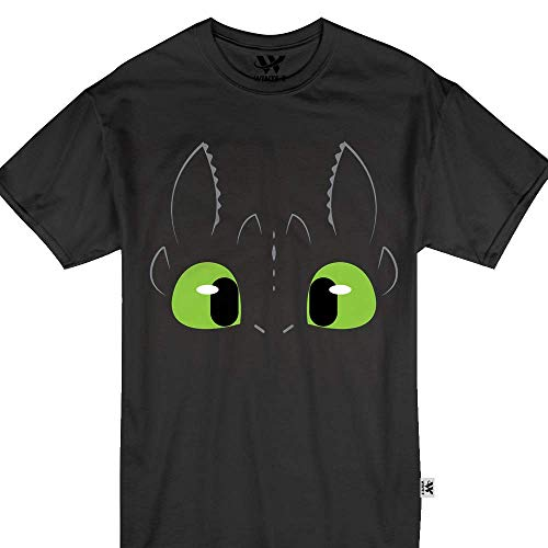 Dragon Toothless Halloween Night Costume Cute Adults Kids Tshirt