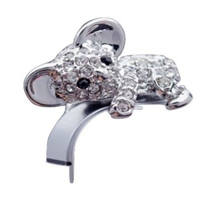 Phone Charms- Special Limited Diamante Cutie Koala Phone Charm- Smartphone Charm- Cell Phone Accessories by Cushion Living