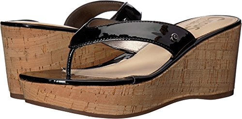 Circus by Sam Edelman Women's Raquel Black Patent 8 M US by Circus by Sam Edelman