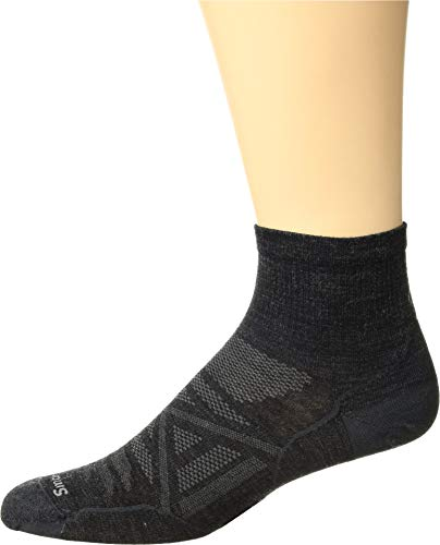 Smartwool Men's PhD Outdoor Ultra Light Mini Charcoal Large