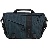 Tenba Messenger DNA 8 Camera and iPad Mini Bag - Cobalt (638-423)