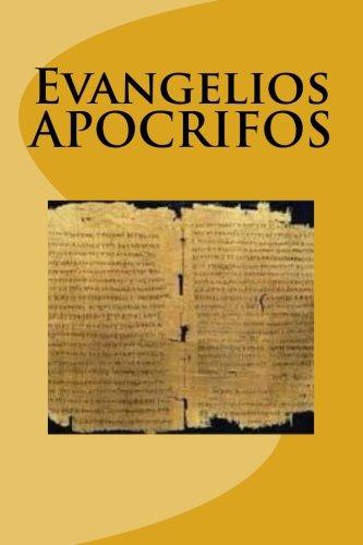 Evangelios APOCRIFOS (Spanish Edition) [Hermes Nous] (Tapa Blanda)