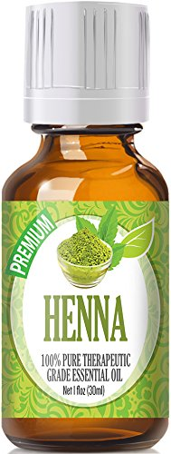 Henna Essential 30ml Therapeutic Grade product image